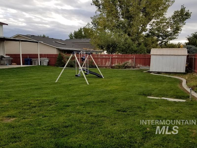 349 N COPPERTREE, Nampa, Idaho 83651, 4 Bedrooms, 2.5 Bathrooms, Residential For Sale, Price $243,000, 98725493