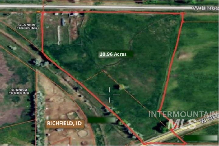 TBD Lincoln Avenue, Richfield, Idaho 83349, Land For Sale, Price $89,900, 98726079