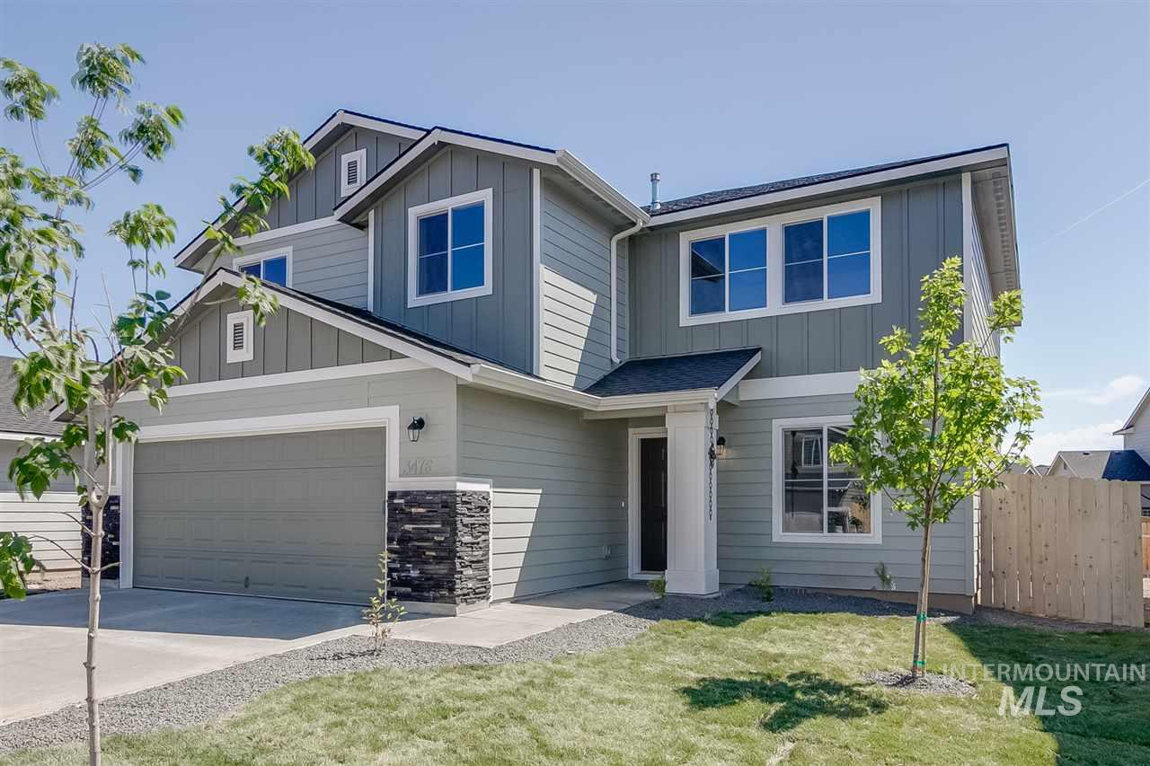 1503 W Crooked River Dr, Meridian, Idaho 83642, 4 Bedrooms, 2.5 Bathrooms, Residential For Sale, Price $298,998, 98726083