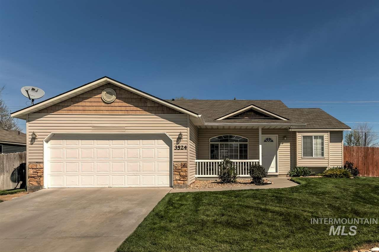 3524 Rosegreen, Nampa, Idaho 83686, 4 Bedrooms, 2 Bathrooms, Residential For Sale, Price $220,000, 98726106