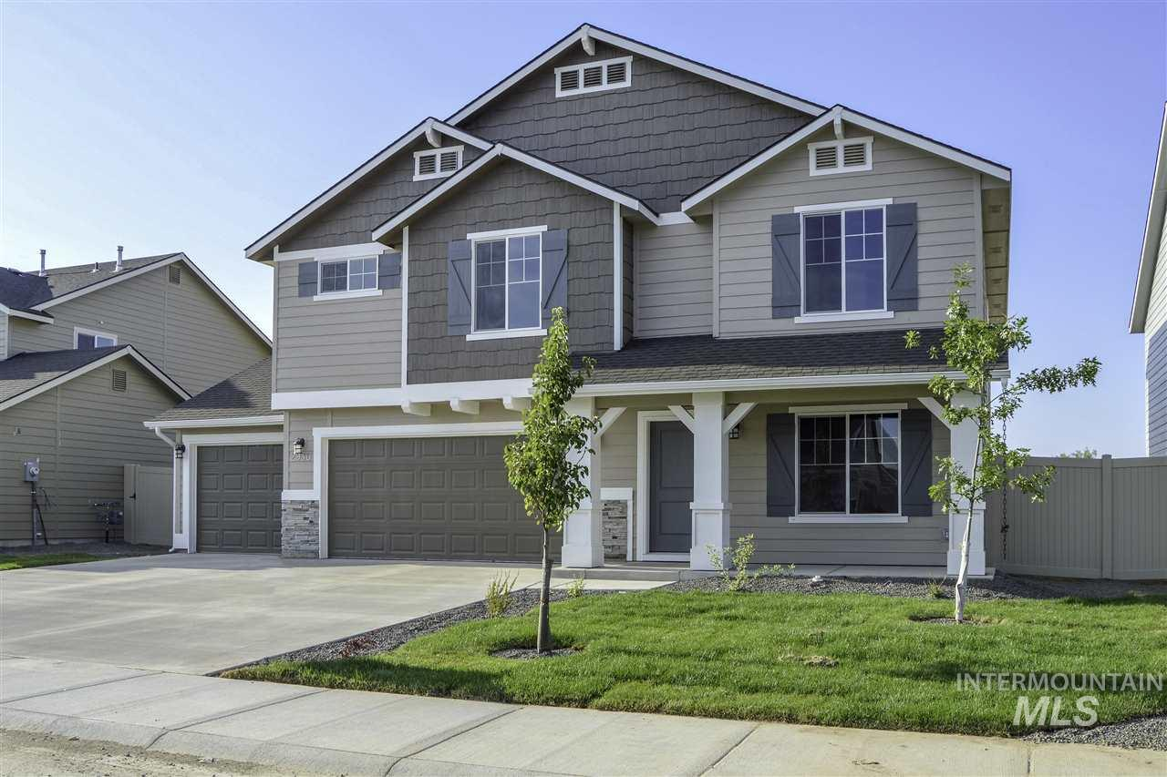 The Columbia 2530 floor plan makes the most of every inch of available space. The main level boasts separate living and family room with a huge kitchen and center island. Price includes 3-car garage, stainless appliances, craftsman interior trim,  dual vanity, and more. RCE-923