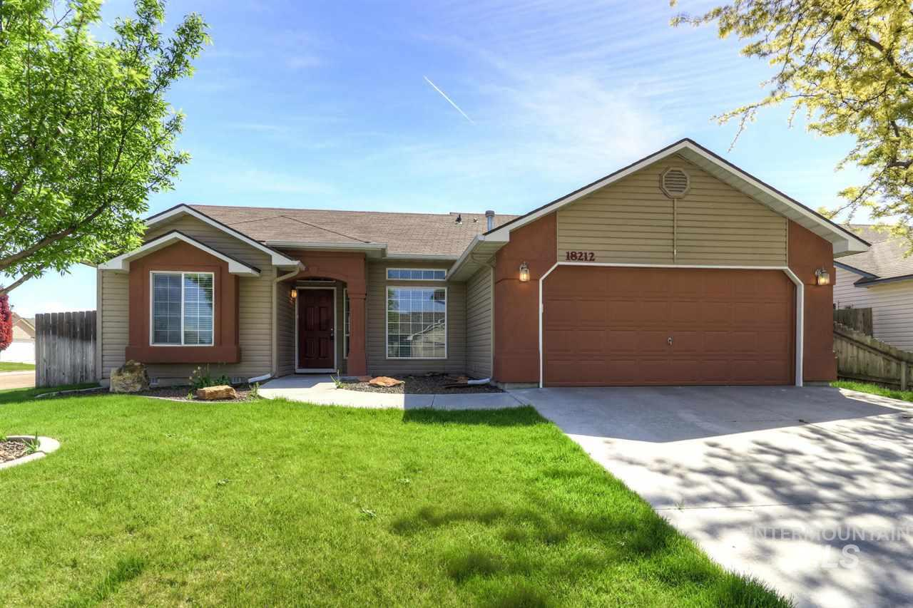 18212 Spicebush, Nampa, Idaho 83687, 4 Bedrooms, 2 Bathrooms, Rental For Rent, Price $1,850, 98728496