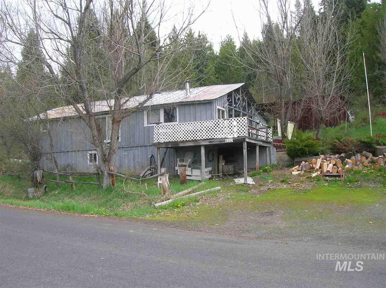 820-A & B Sweeney Hill Road, Elk City, ID 83525