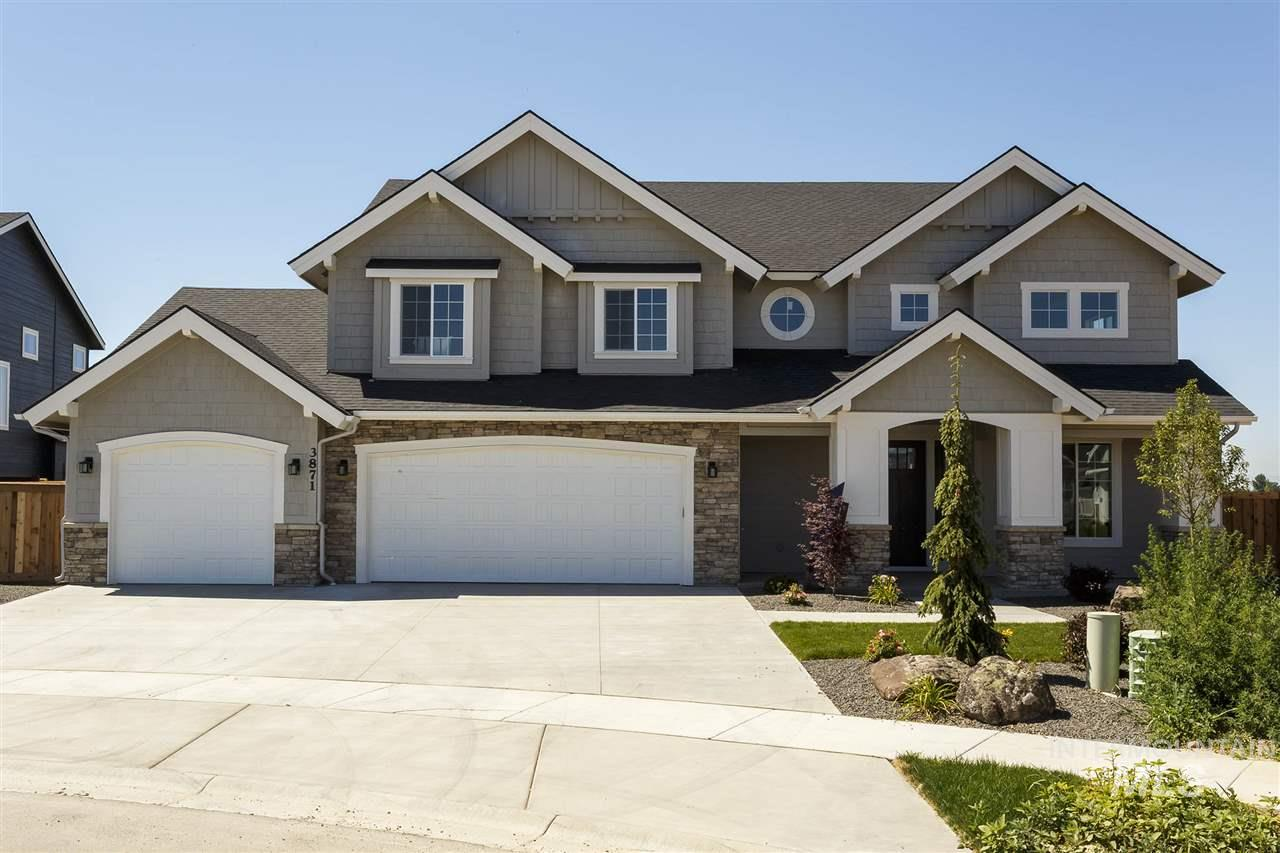 Welcome home to the Big Creek, built by Alturas Homes. This home offers 5 bedrooms, office/bonus room, two additional bonus rooms, picture windows, lots of storage in the kitchen, mudroom, large bath/walk-in shower. Home includes full landscaping front and back as well as full fencing.