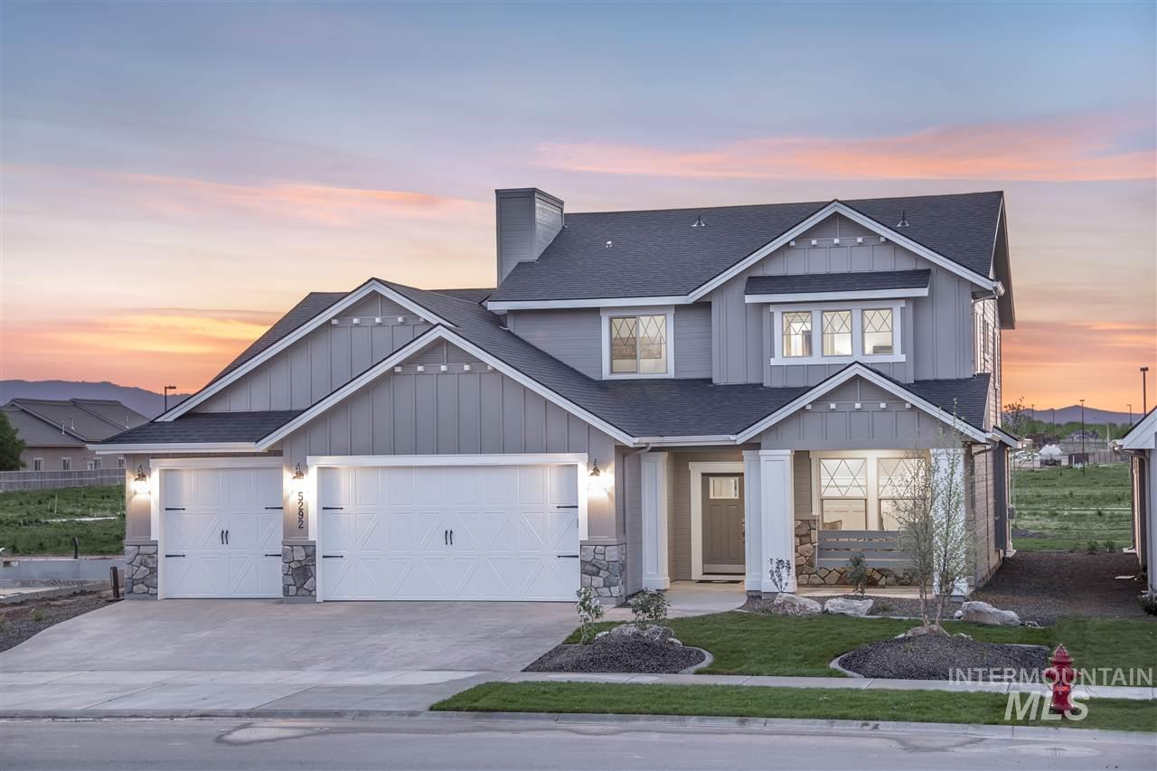 5686 Clear Ridge St., Boise, Idaho 83716, 5 Bedrooms, 2.5 Bathrooms, Residential For Sale, Price $458,600, 98730171