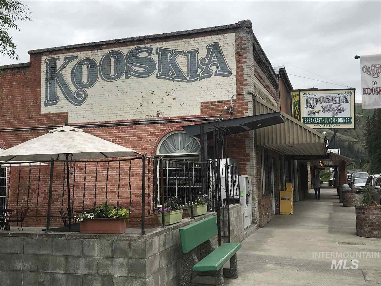 6 N Main Street, Kooskia, Idaho 83539, Business/Commercial For Sale, Price $355,000, 98730465