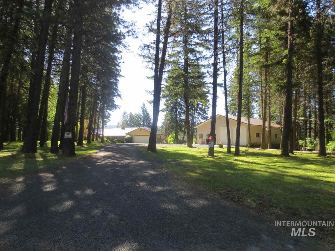 1724 Wells Bench Road, Orofino, ID 83544