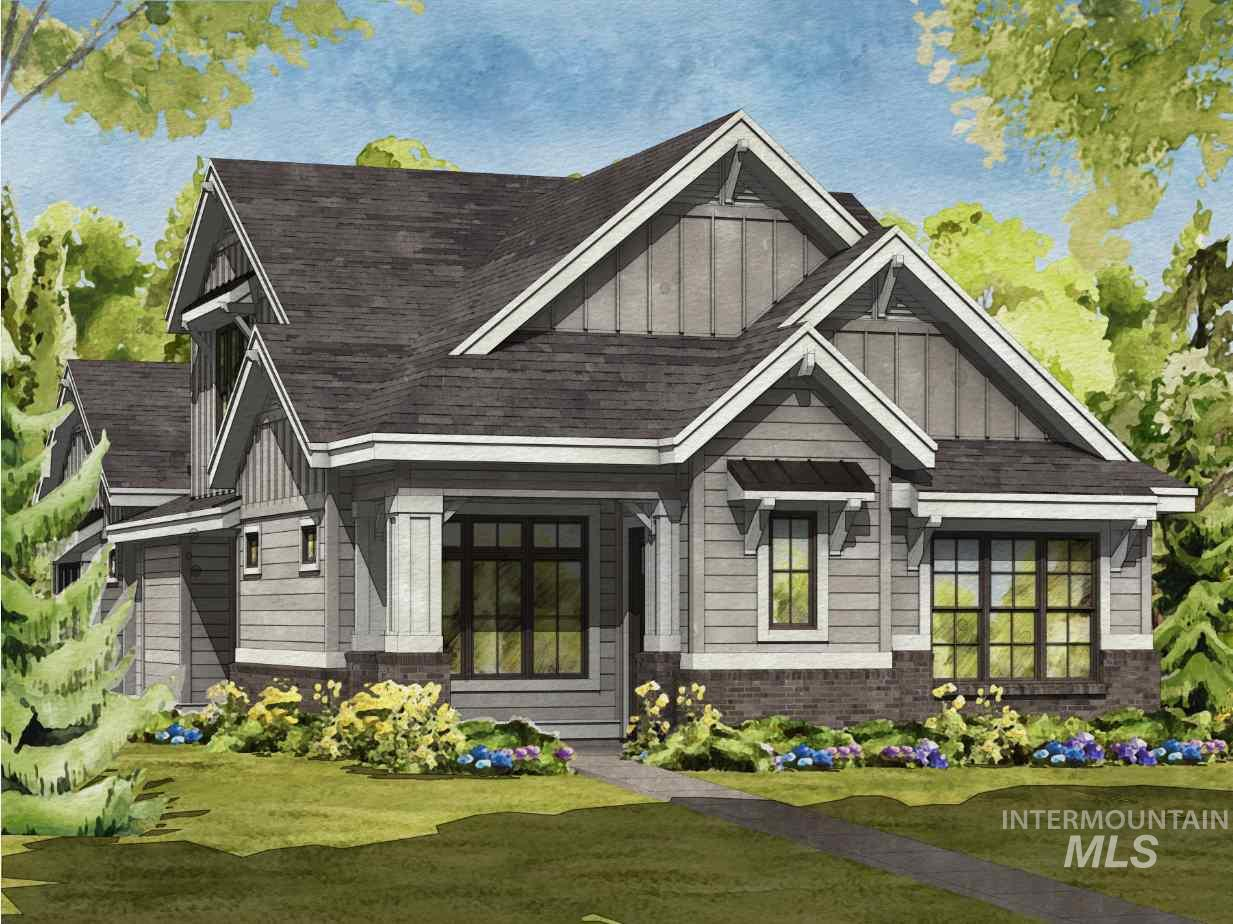 The Silver Moon by Brighton Homes, an efficiently designed floor plan. The open concept makes this home perfect for entertaining.  Relax in the beautiful master suite with large walk-in shower and spa like bathroom. The beautiful kitchen features a walk-in pantry, Bosch stainless steel appliances and Kohler throughout, a Brighton standard! 100% Energy Star Certified. Interior specs shown are subject to change prior to completion date.