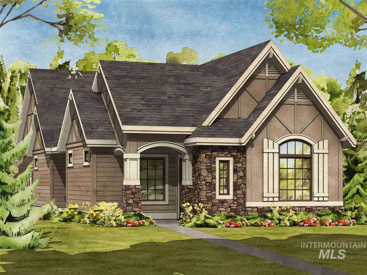 The Prairie Harvest, this efficiently designed floor plan offers function and charm.  The open concept makes this home perfect for entertaining. Retreat to  the beautiful  master suite with walk-in shower and spacious  closet. The flex room makes a great office or craft room. The beautiful kitchen features custom cabinets, walk-in pantry, Bosch stainless steel appliances 100% Energy Star Certified. Interior specs shown are subject to change prior to completion date.