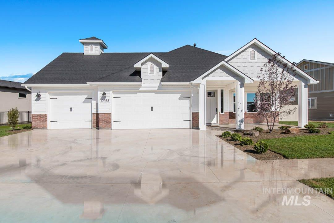 Brand new Navarra plan by Ted Mason Signature Homes. High-end finishes are impressive with full stucco and stone exterior, and rich quality interior touches. HERS energy rated.  Three car garage with extra room for a possible workshop or storage.