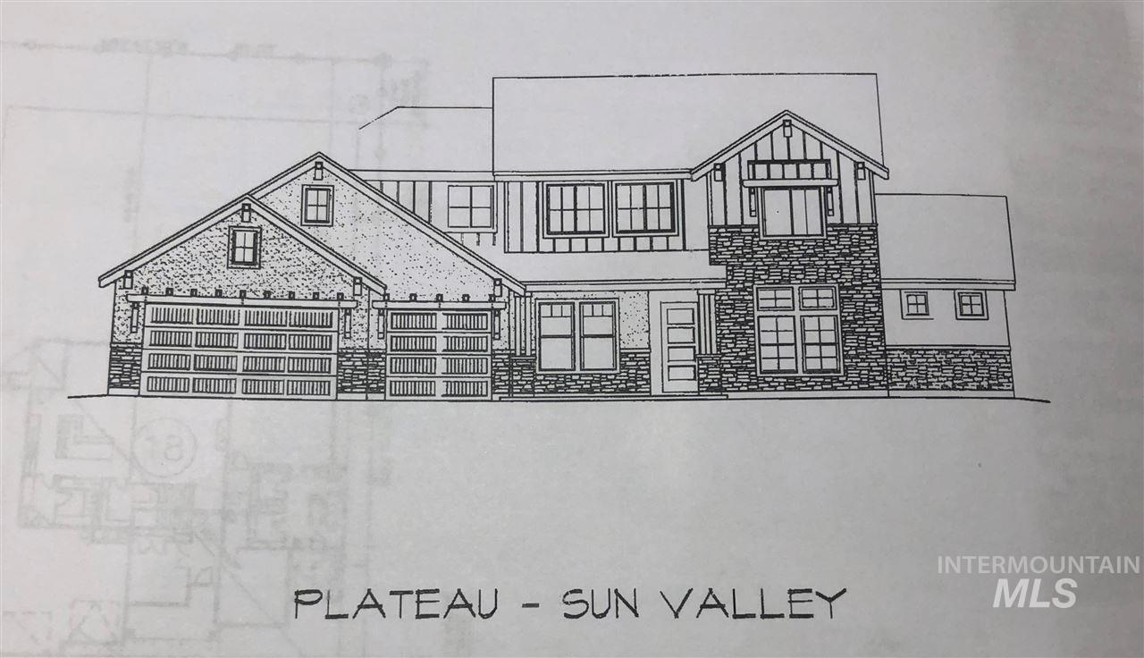 The Plateau, Sun Valley Build Job with Master Bedroom Expansion, Expanded garage option, Bonus Room ILO open to below, Expanded Bedroom 2 and 3,  L shape island are the Structural options buyers added as a Pre Sold. Pictures are of model photo similar.