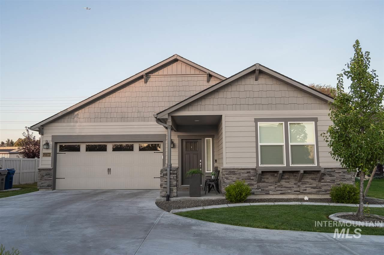 12310 W Azure, Boise, Idaho 83713, 4 Bedrooms, 2 Bathrooms, Residential For Sale, Price $344,900, 98738200