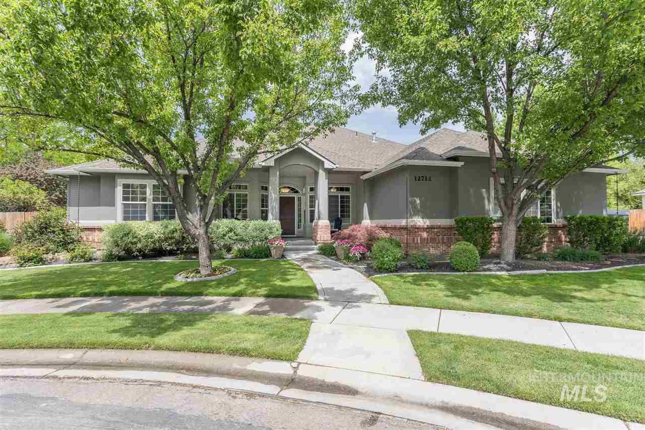 12712 W Edna Ct, Boise, Idaho 83713, 5 Bedrooms, 3 Bathrooms, Residential For Sale, Price $589,900, 98738448
