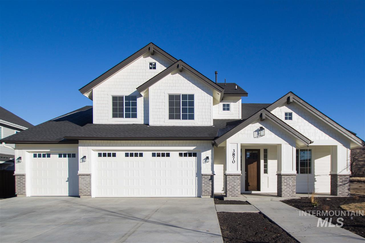 Welcome home to the Targhee, built by Alturas Homes.