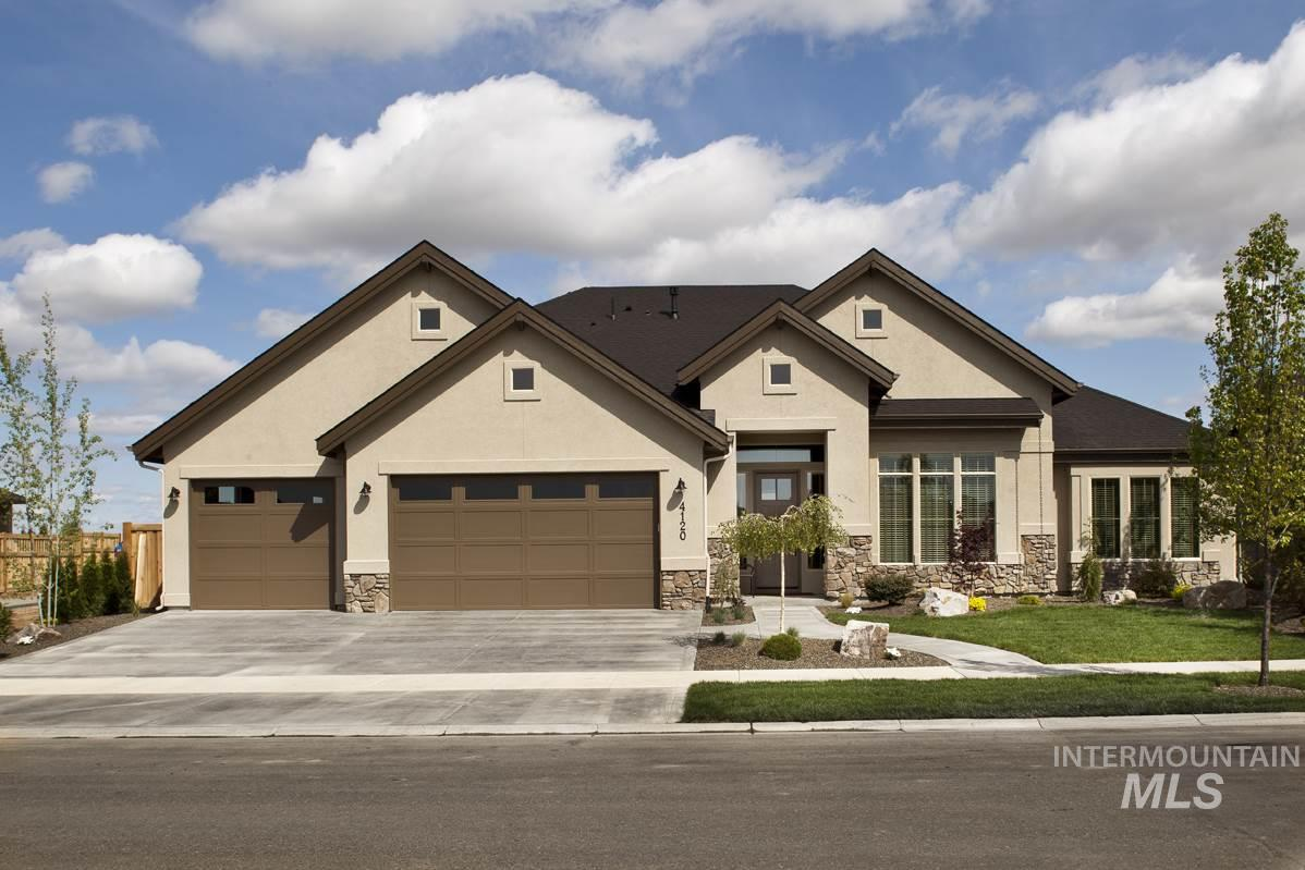 3878 W Ladle Rapids, Meridian, Idaho 83646, 3 Bedrooms, 2.5 Bathrooms, Residential For Sale, Price $544,900, 98741008