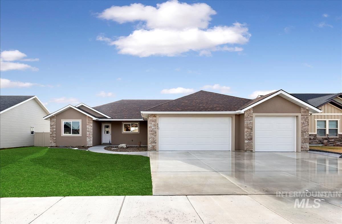 531 Hidden Trail Lane, Twin Falls, Idaho 83301, 3 Bedrooms, 2 Bathrooms, Residential For Sale, Price $330,000, 98742023