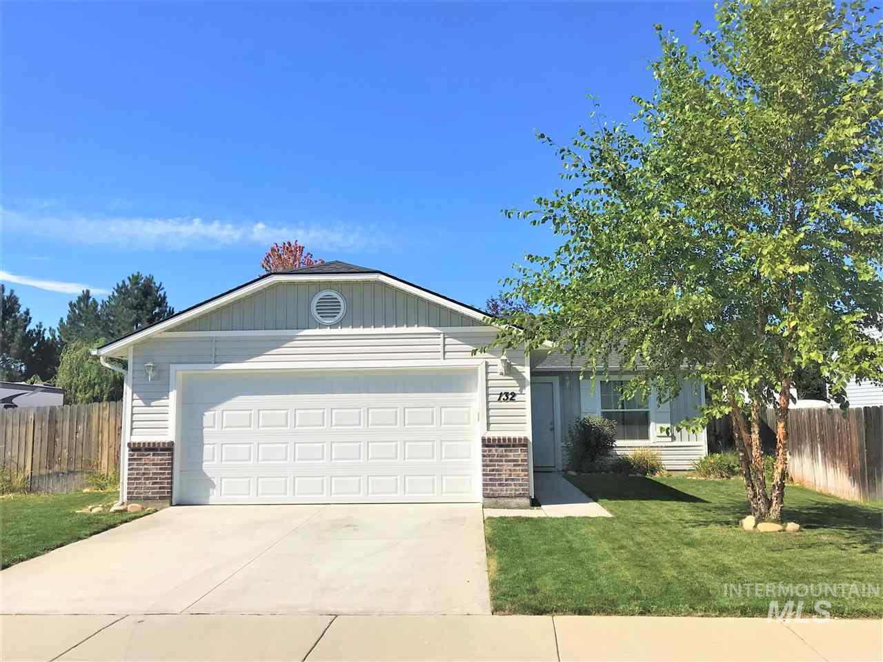 Great Home at a Great Price! This adorable 3 bedroom home offers an upgraded kitchen with an awesome gas stove. Large back yard with nice garden spot and a fruit tree. No back neighbors. The RV parking to the side of home is a great plus!! Come take a peak. You will be glad you looked!!