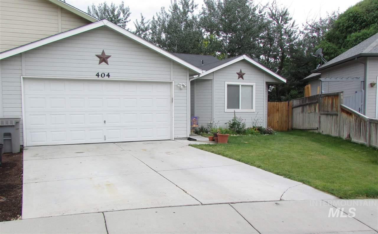 404 Andrew Ct, Caldwell, Idaho 83605, 3 Bedrooms, 2 Bathrooms, Residential For Sale, Price $196,500, 98743895
