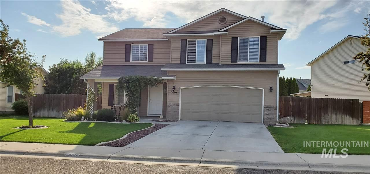 5010 Ormsby, Caldwell, Idaho 83607-5009, 4 Bedrooms, 2.5 Bathrooms, Residential For Sale, Price $264,900, 98743899