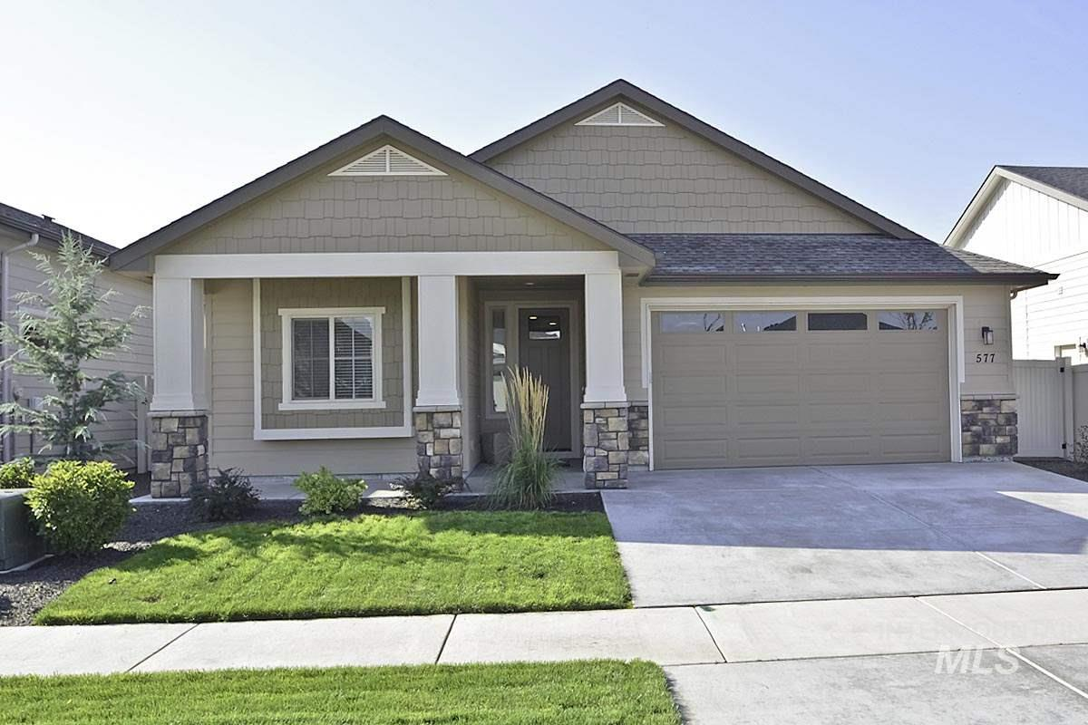 577 E Raison Ct, Kuna, Idaho 83634, 3 Bedrooms, 2 Bathrooms, Residential For Sale, Price $335,000, 98743977