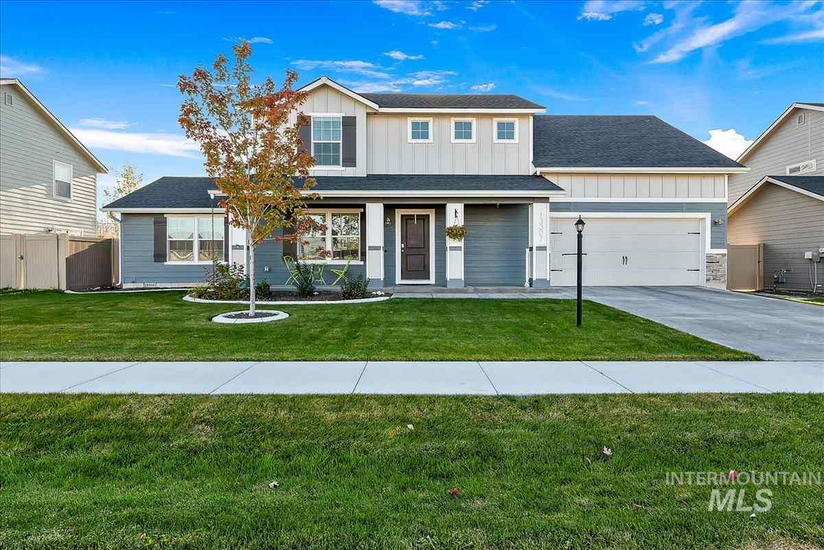 13307 S Raritan River, Nampa, Idaho 83686-6381, 3 Bedrooms, 2.5 Bathrooms, Residential For Sale, Price $283,900, 98747523