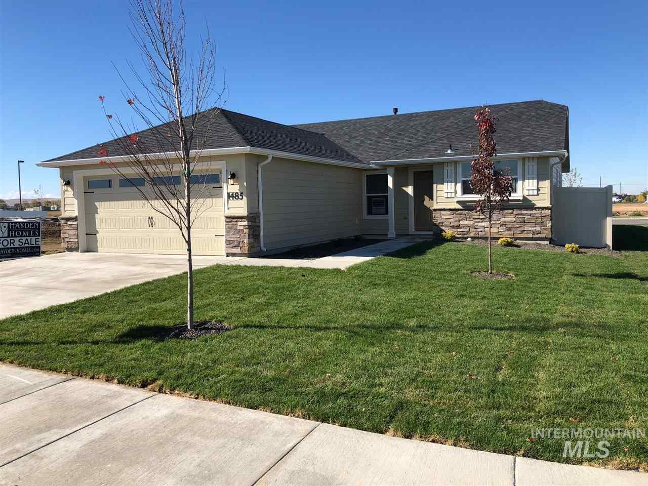 1253 N Hale Canyon, Kuna, Idaho 83634, 3 Bedrooms, 2 Bathrooms, Residential For Sale, Price $244,990, 98747530