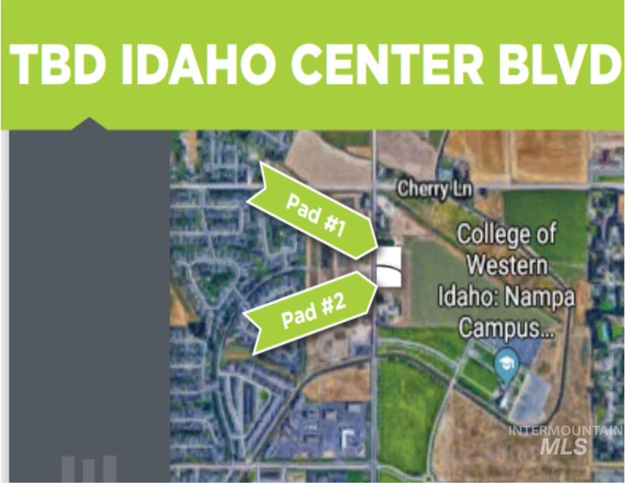TBD Idaho Center Blvd, Nampa, ID 83687