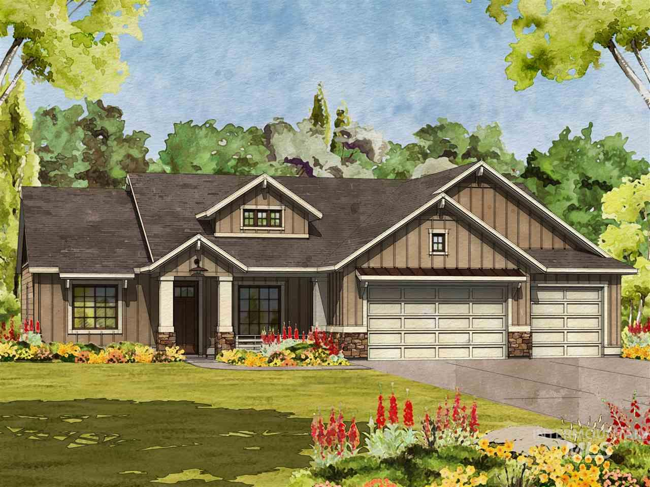 The Kingston by Brighton Homes. This plan has it all! Den, large  kitchen with walk in pantry. This home features a stainless Bosch appliance package, custom cabinets, and Kohler throughout - Brighton standard. Stop in to see one. The Kingston is full of Brighton standard finishes and design. 100% Energy Star Certified home.
