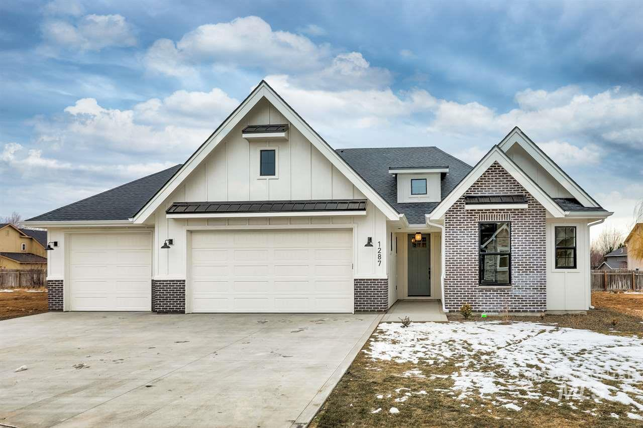 1287 W Cerulean St, Kuna, Idaho 83634, 3 Bedrooms, 2 Bathrooms, Residential For Sale, Price $377,900, 98752410