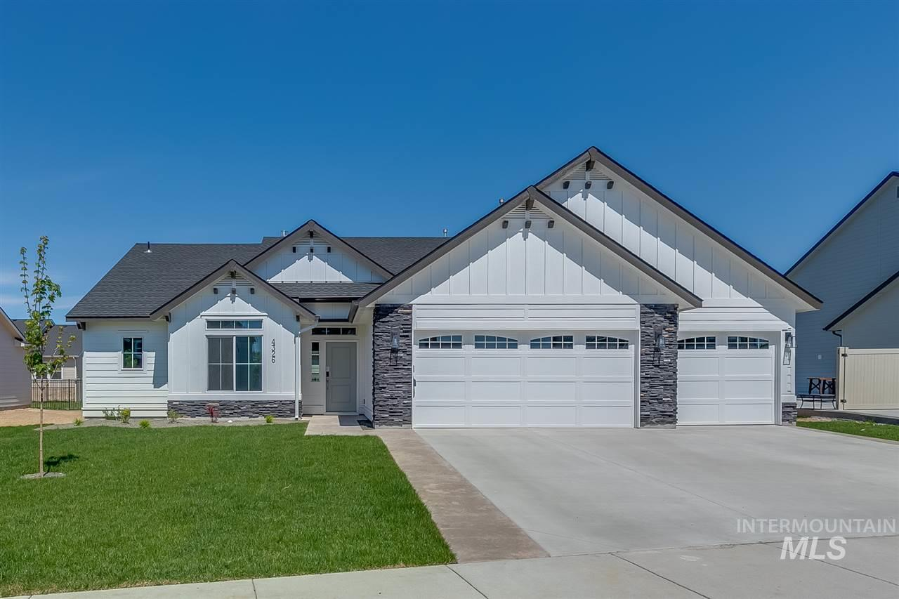 4236 W Stone House, Eagle, Idaho 83616, 4 Bedrooms, 2 Bathrooms, Residential For Sale, Price $428,500, 98752411