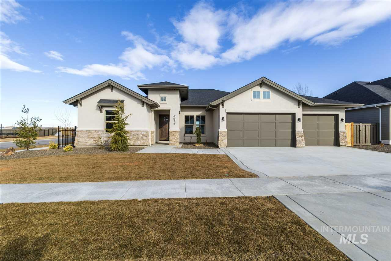 4938 W Frenchglen Dr, Eagle, Idaho 83616, 3 Bedrooms, 2.5 Bathrooms, Residential For Sale, Price $554,777, 98752442