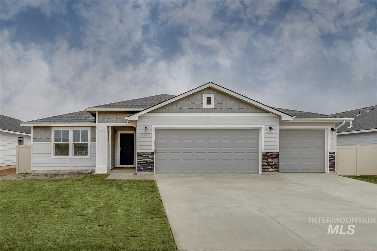 827 N Chastain Ln, Eagle, Idaho 83616, 3 Bedrooms, 2 Bathrooms, Residential For Sale, Price $409,504, 98755060