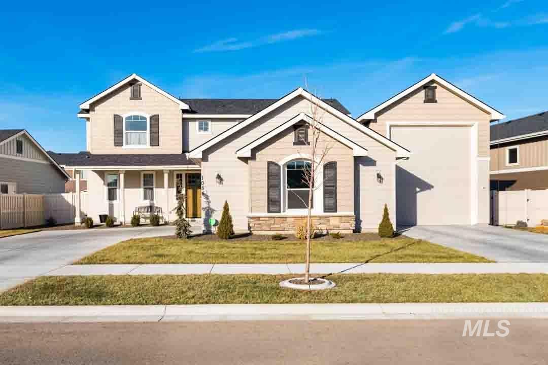 1054 Overland Trail Street, Middleton, ID 83644