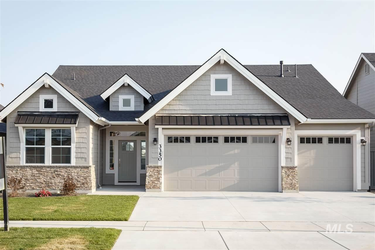 Welcome to the Birch, built by Alturas Homes. This home features a split bedroom floor plan and master suite. The master walk-in closet has a door to the laundry and mud room, for a little extra convenient access. The kitchen has stainless steel Bosch appliances. Pictures are similar. Estimated completion mid-June.