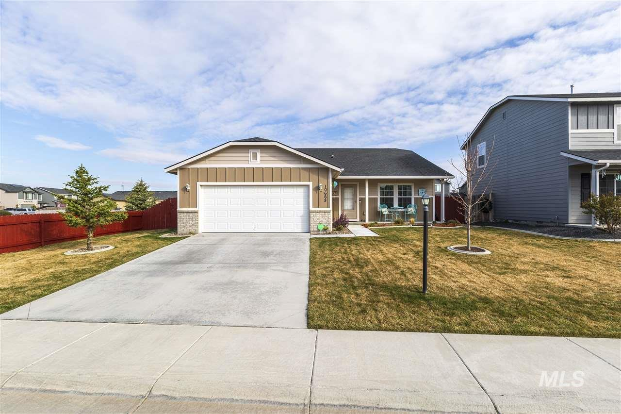 10668 Tysen Springs St, Nampa, Idaho 83687, 3 Bedrooms, 2 Bathrooms, Residential For Sale, Price $289,000, 98762328