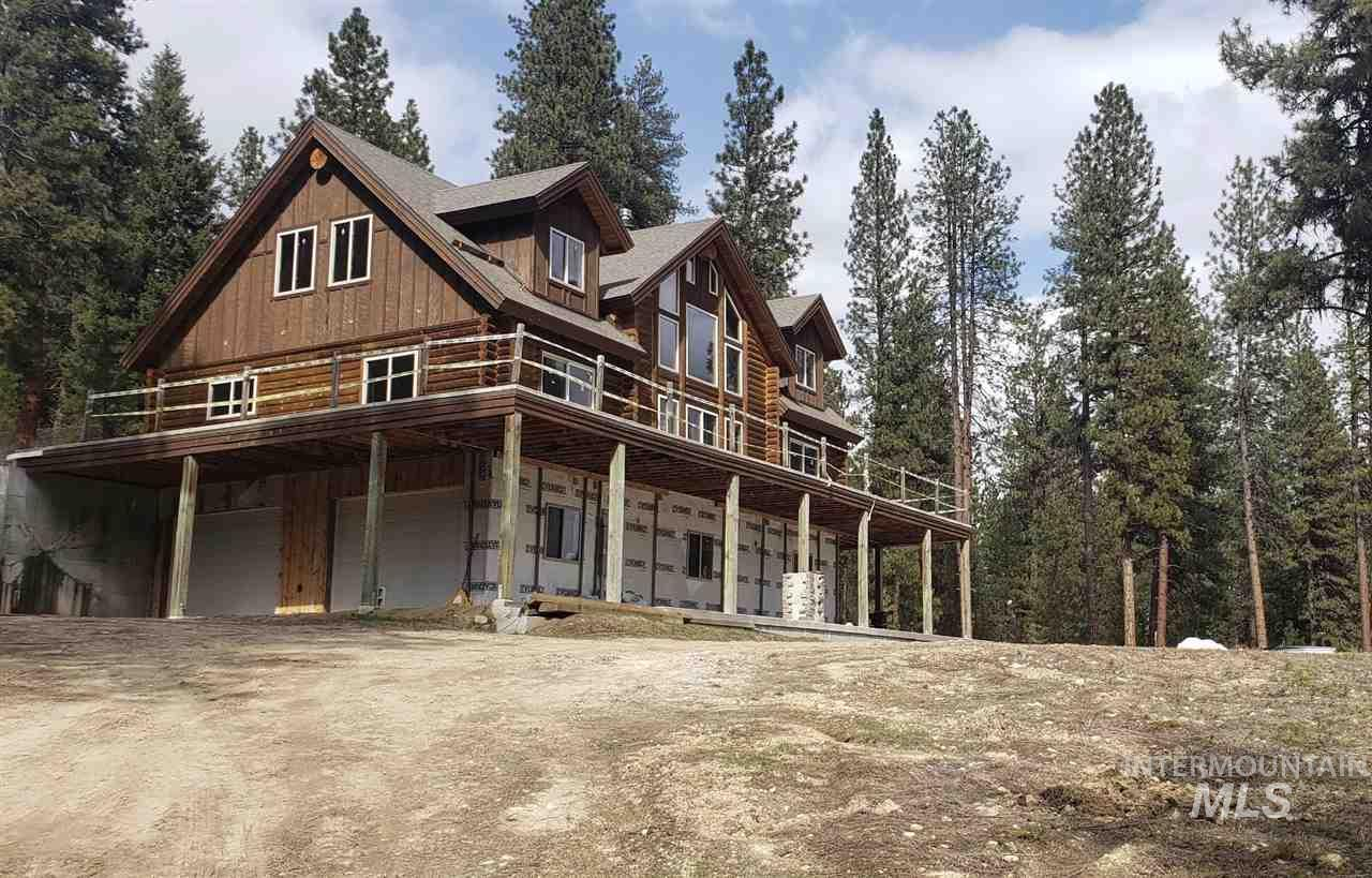 5 Tamarack Circle, Idaho City, Idaho 83631, 6 Bedrooms, 5 Bathrooms, Residential For Sale, Price $1,200,000, 98762373