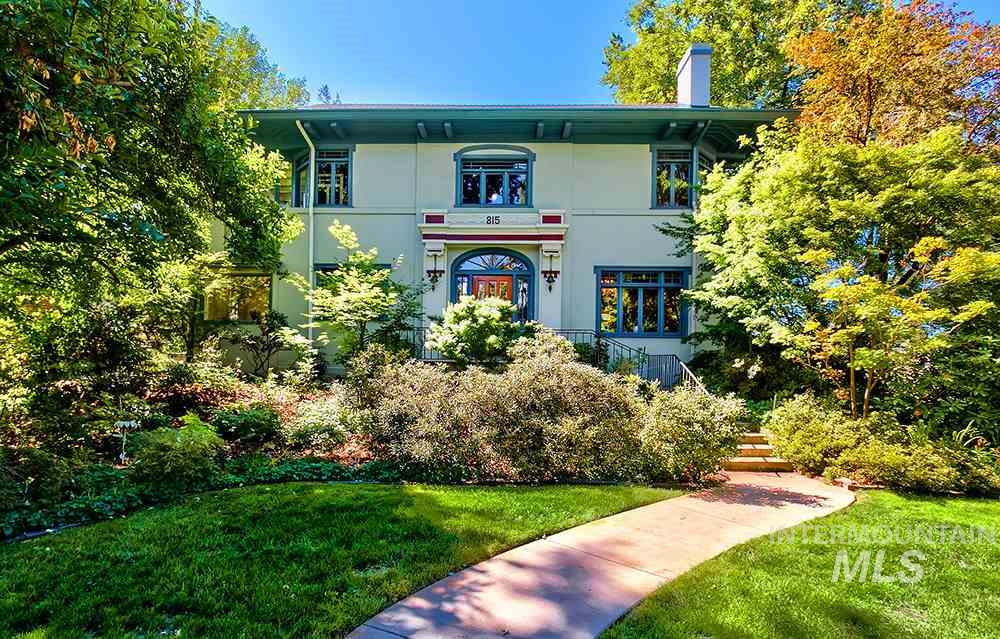 815 E Warm Springs Ave, Boise, Idaho 83712, 4 Bedrooms, 2.5 Bathrooms, Residential For Sale, Price $1,080,000, 98762385