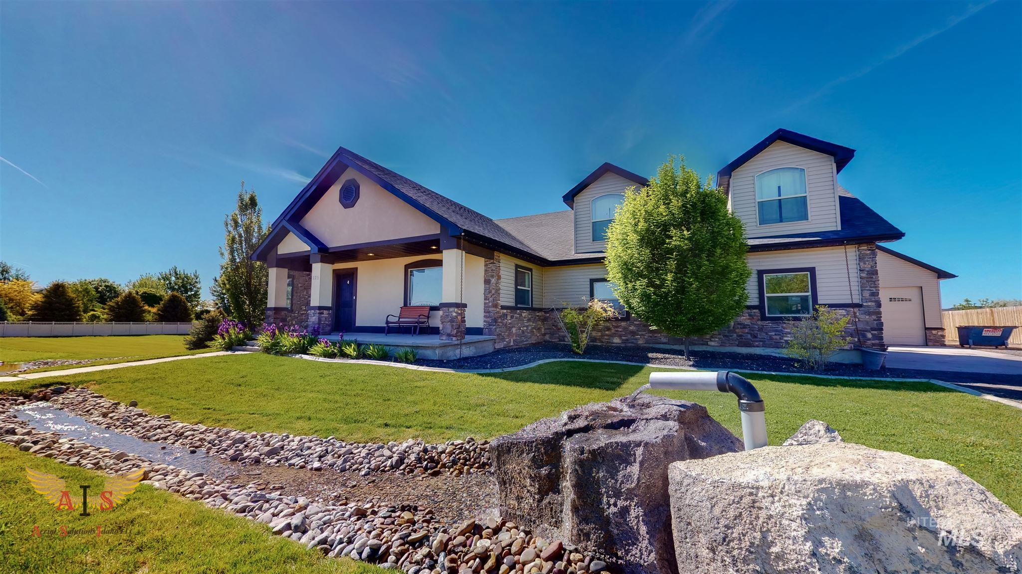 125 E 50 N, Jerome, Idaho 83338, 6 Bedrooms, 5 Bathrooms, Residential For Sale, Price $580,000, 98768641