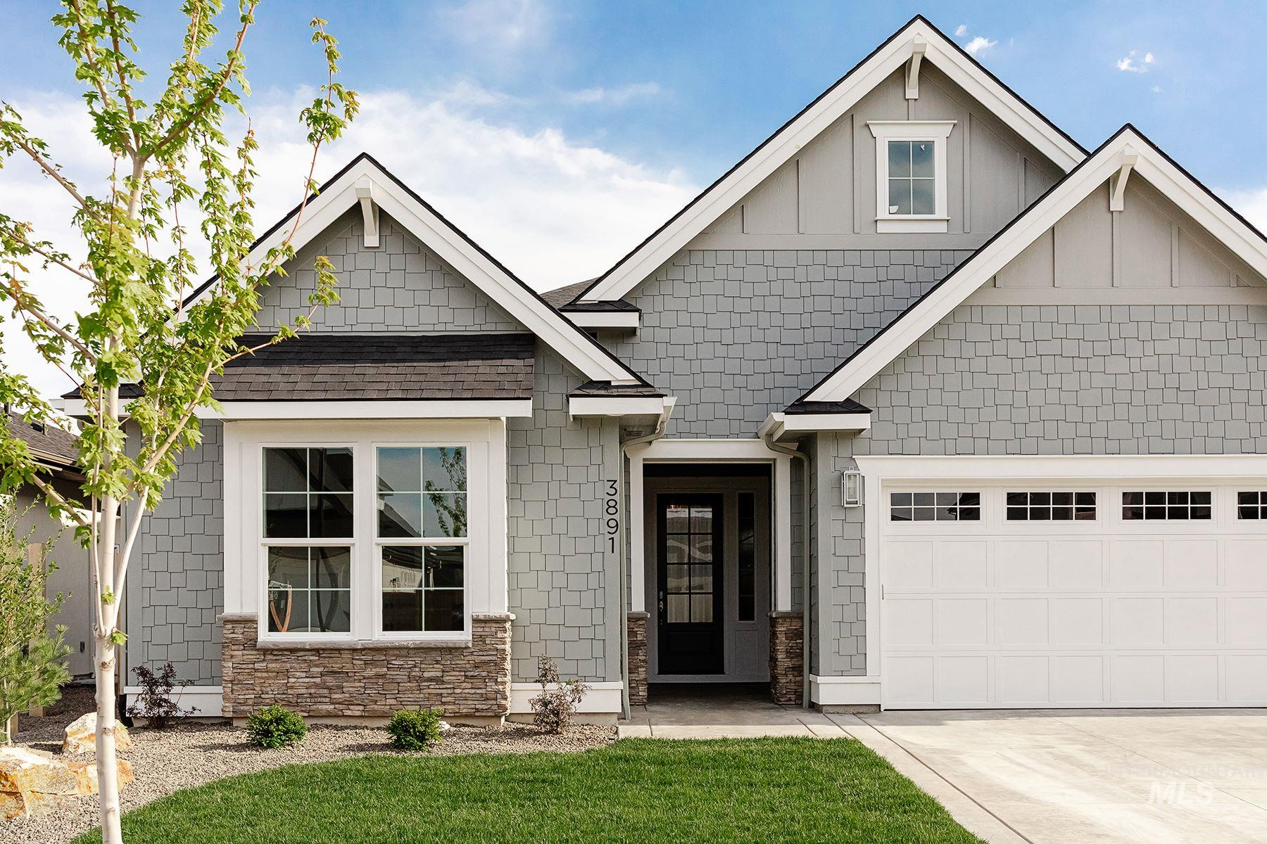 """PHOTO SIMILAR!! The """"Peyton Taylor"""" by James Clyde Homes. New Floor Plan with all the bells and whistles you've come to expect from James Clyde: Extensive hardwood, amazing stainless steel Thermador appliances, custom built cabinetry, breathtaking trim work & detail that only a true craftsman can deliver! Great Room has Vault Ceiling with Beams. Full landscaping front & back-Fencing! Completion date 8/5/2020 BVTAI"""
