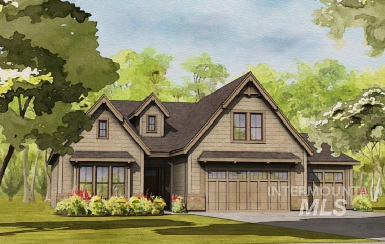 The Oakmont is a single level with upper bonus room. Brighton delivers the WOW factor with this skillfully designed floor plan. From the open concept kitchen area, to the spa-like master bathroom, this plan features all the decorative touches that truly make it special! The Oakmont is complete with Bosch appliances and Kohler throughout - a Brighton Standard. 100%  Energy Star Certified home with HERS rating of 62.