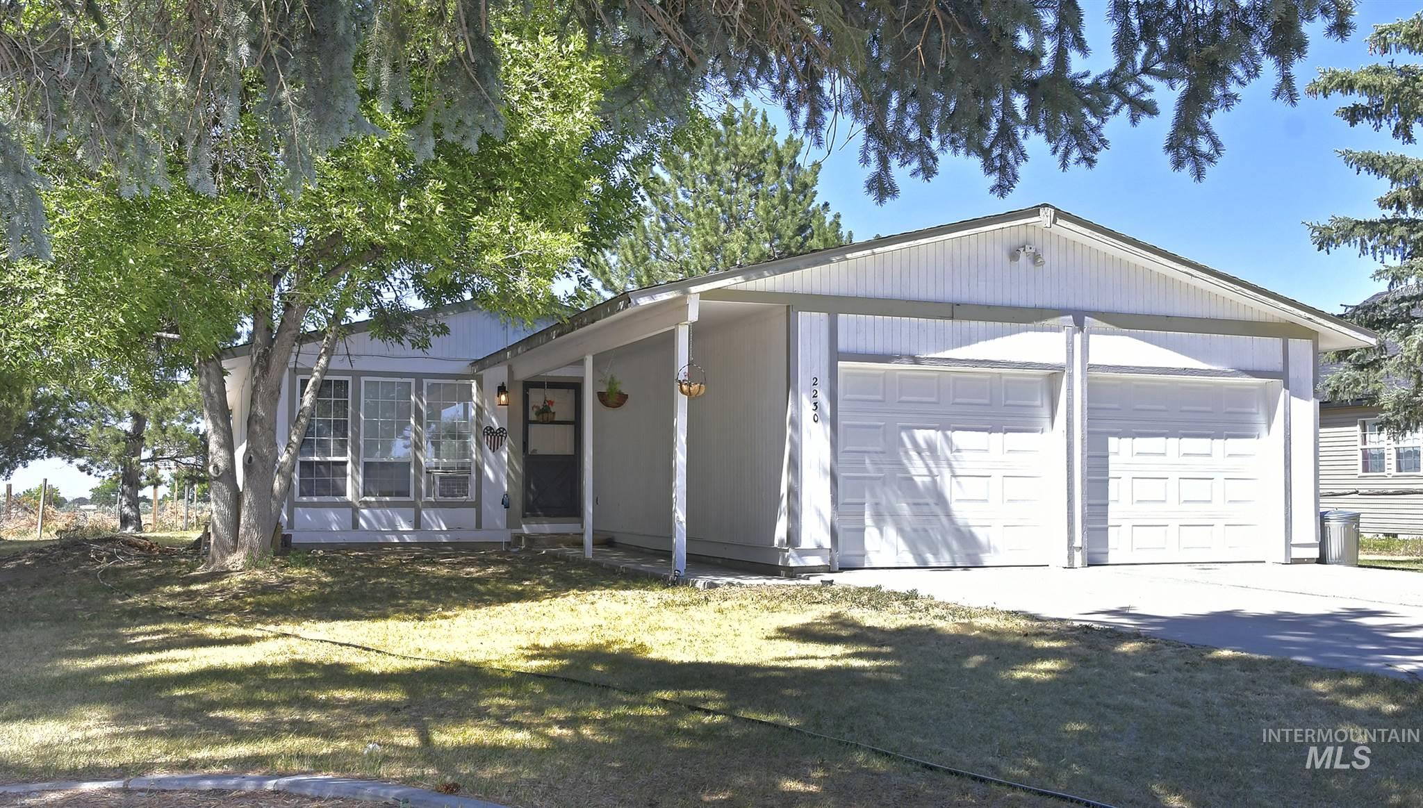 2230 E 3775 North, Filer, Idaho 83328, 2 Bedrooms, 1 Bathroom, Residential For Sale, Price $175,000, 98773770