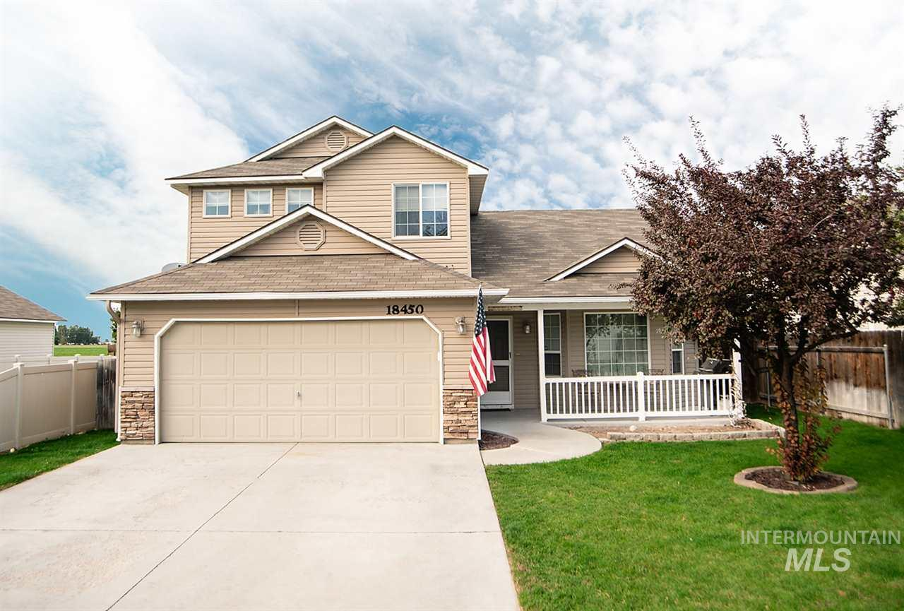 18450 Viceroy Pl, Nampa, Idaho 83687, 3 Bedrooms, 2.5 Bathrooms, Residential For Sale, Price $254,900, 98773775