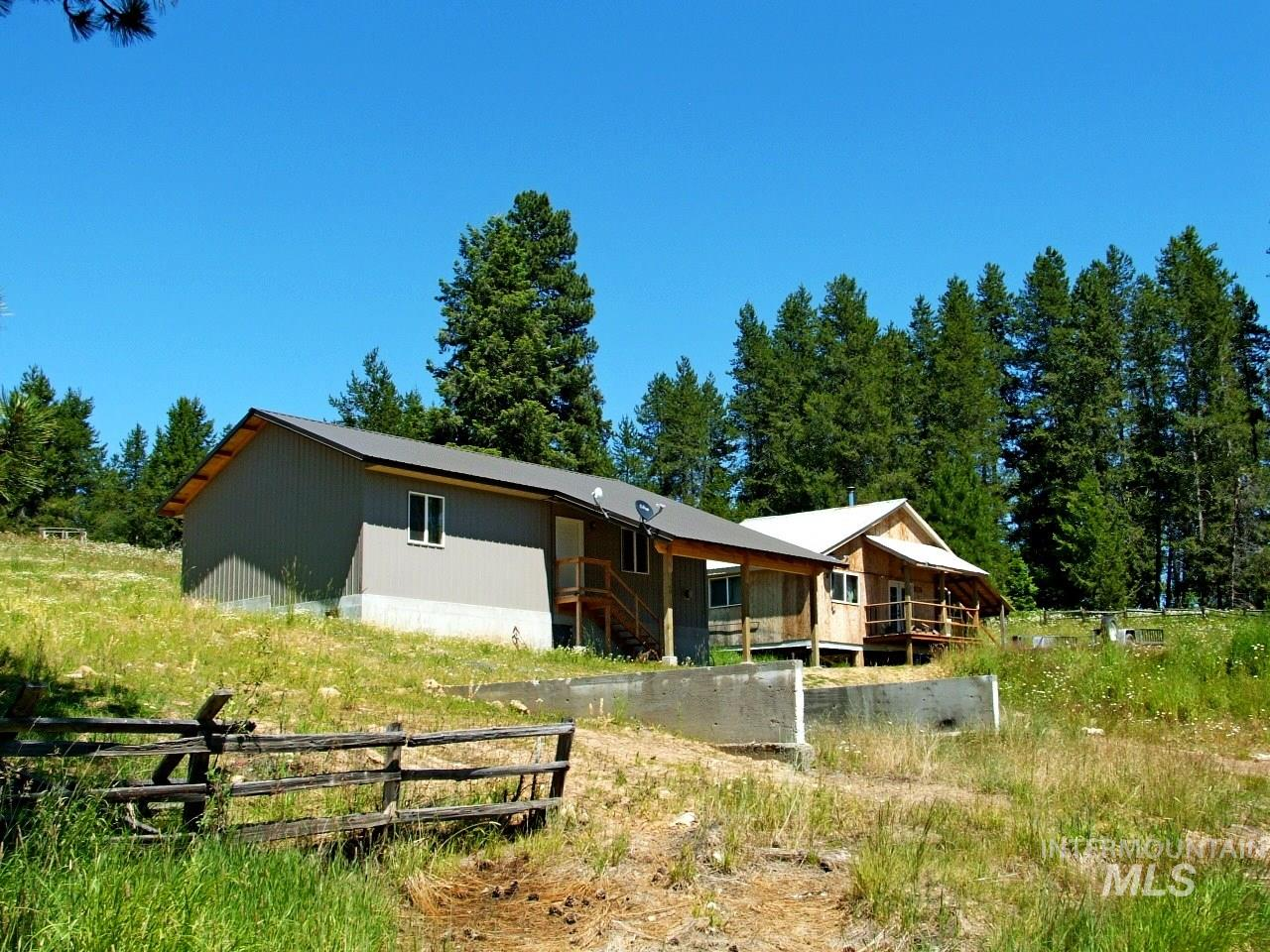 150 Bullock Lane, Elk City, ID 83525
