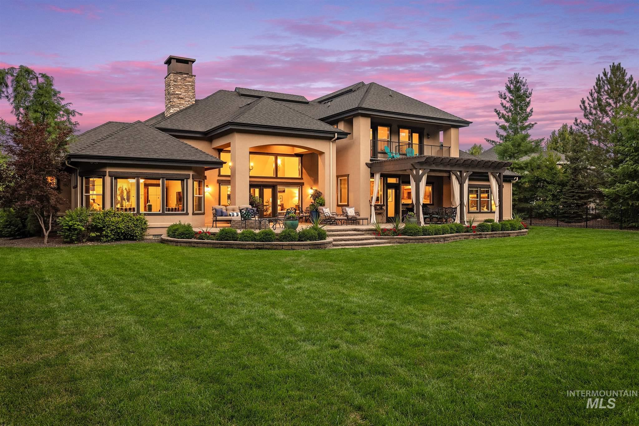 226 Riversedge Drive, Eagle, Idaho 83616, 4 Bedrooms, 4.5 Bathrooms, Residential For Sale, Price $1,550,000, 98776603