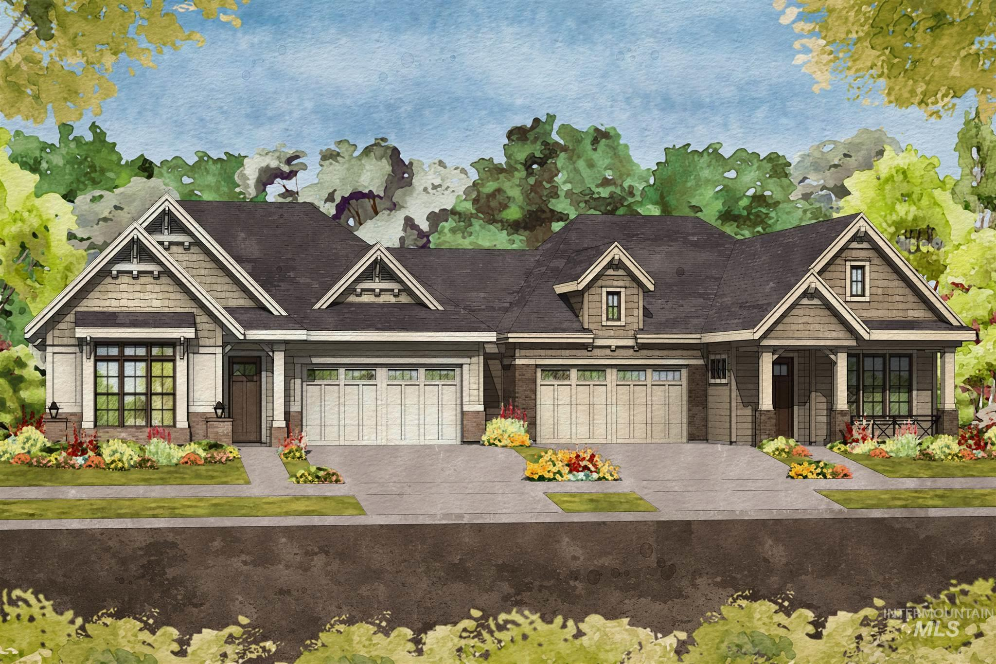 This efficiently designed floor plan offers function and charm.  The open concept makes this home  perfect for entertaining.  Relax in the beautiful  master suite with large walk-in closet. The beautiful kitchen features custom cabinets, walk-in pantry, Bosch stainless steel appliances and Kohler throughout a Brighton standard! 100% Energy Star Certified