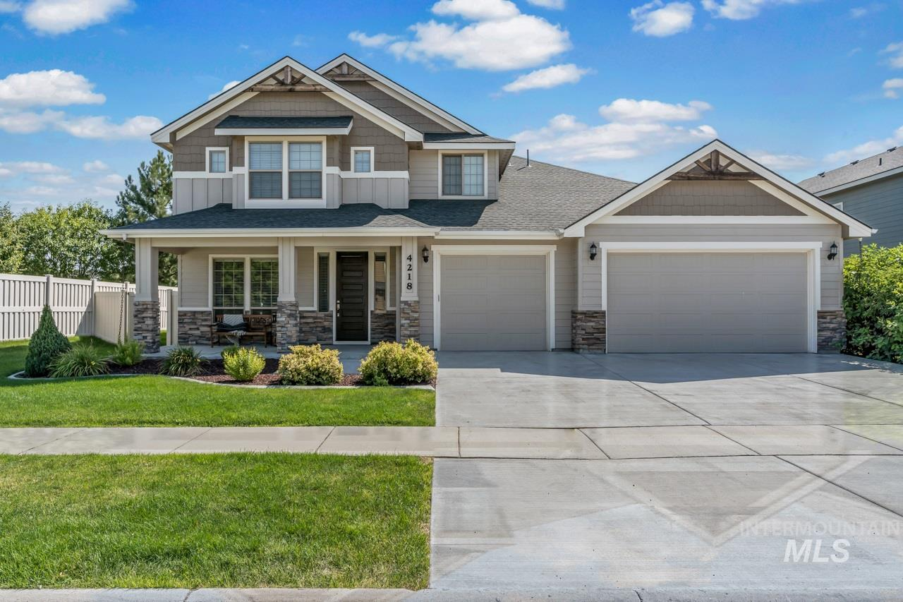 4218 S Palatino, Meridian, Idaho 83642, 4 Bedrooms, 2.5 Bathrooms, Residential For Sale, Price $510,000, 98777350