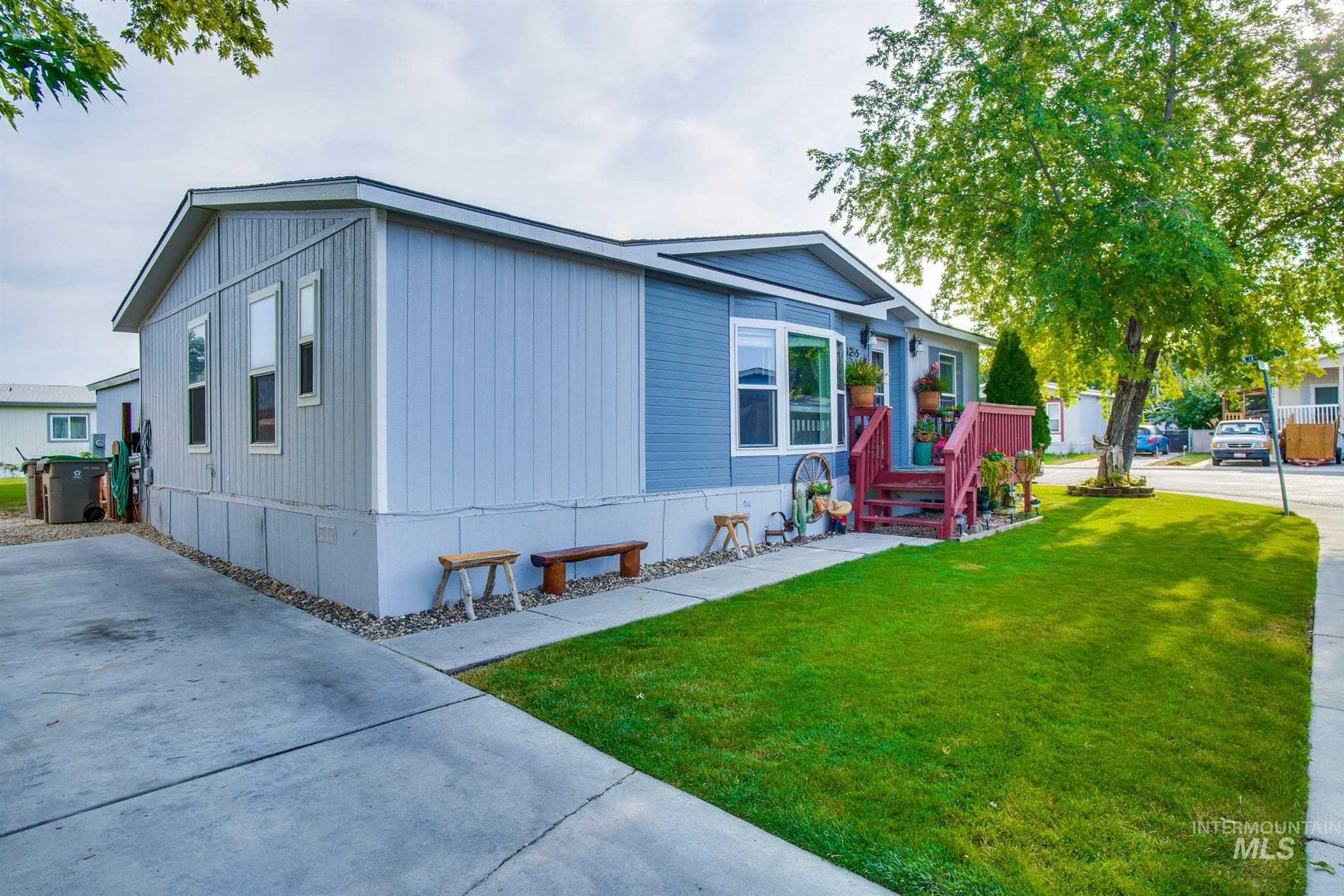 1255 N Meadowland Ln, Boise, Idaho 83713, 3 Bedrooms, 2 Bathrooms, Residential For Sale, Price $89,500, 98777985