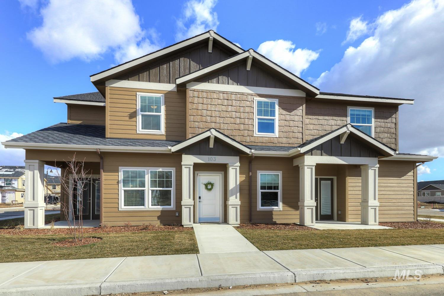 13451 Grand Lodge Lane, Caldwell, Idaho 83607, 2 Bedrooms, 2.5 Bathrooms, Rental For Rent, Price $1,350, 98780256
