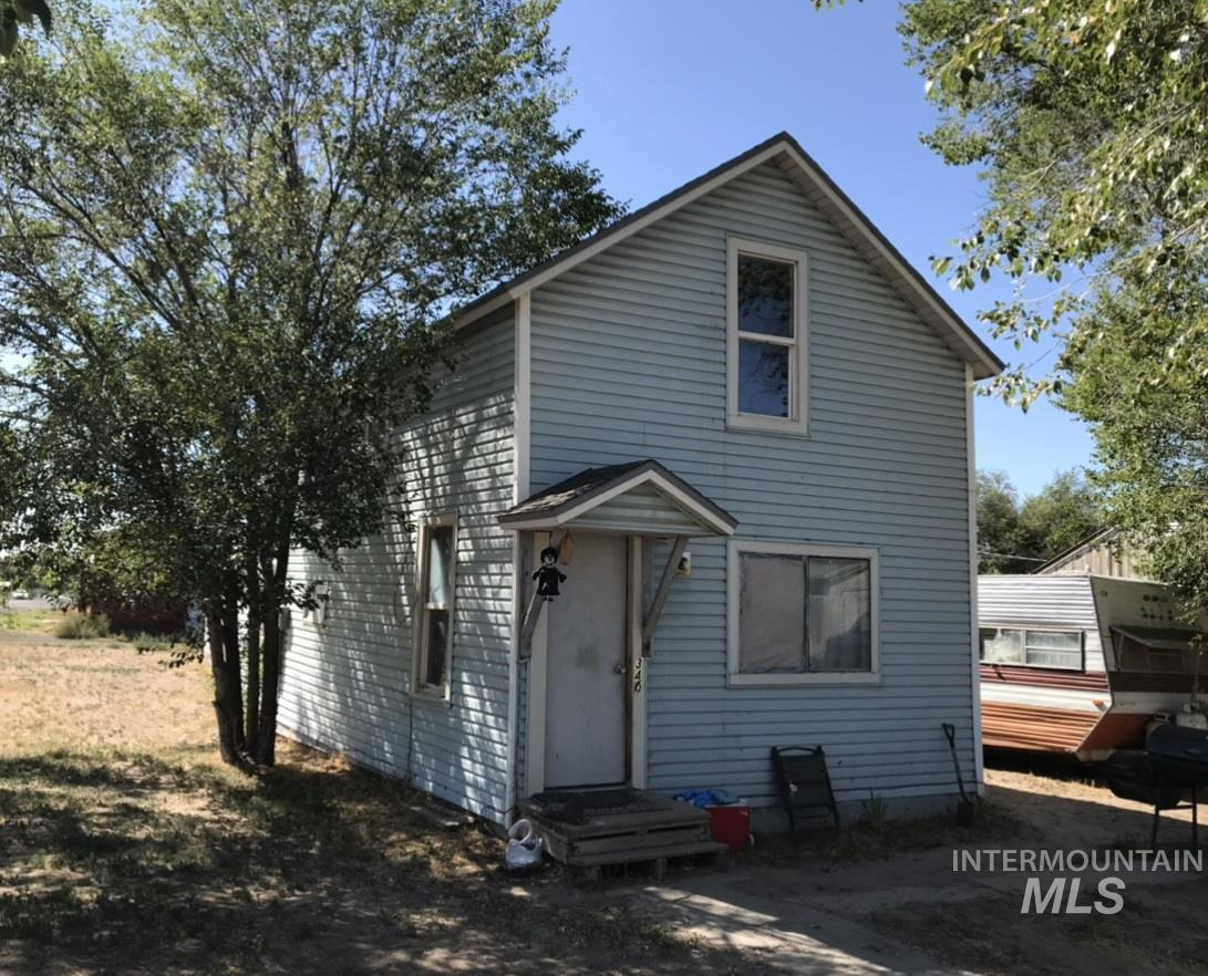 340 Ostrander, Twin Falls, Idaho 83301, 2 Bedrooms, 1 Bathroom, Residential For Sale, Price $99,000, 98780790
