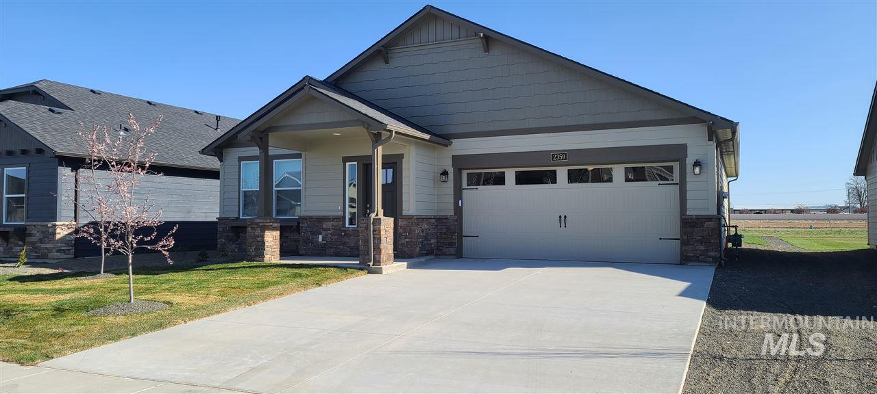 2359 W foxglove Dr, Nampa, Idaho 83686, 3 Bedrooms, 2 Bathrooms, Residential For Sale, Price $292,000, 98781434